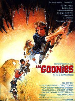 Affiche Les Goonies