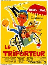 Affiche Le Triporteur