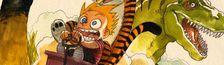Cover Les meilleurs blogs BD et webcomics