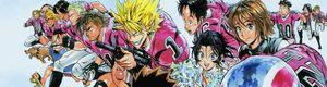 Cover Les meilleurs mangas de sport