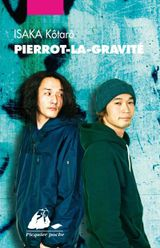 Couverture Pierrot-la-gravité