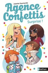 Couverture Surprise !