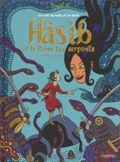 Couverture Hâsib et la Reine des serpents, première partie