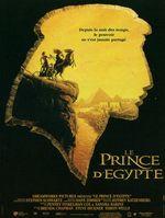 Affiche Le Prince d'Égypte