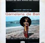 Pochette Musique Des Dieux, Musique Des Hommes - Gamelans De Bali