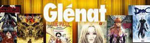Cover Les meilleures BD éditées par Glénat