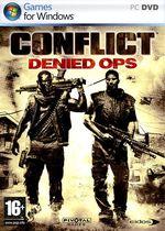 Jaquette Conflict : Denied Ops