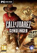 Jaquette Call of Juarez: Gunslinger