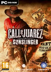 Jaquette Call of Juarez : Gunslinger