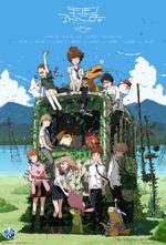 Affiche Digimon Adventure Tri.