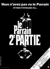 Affiche Le Parrain - 2e Partie