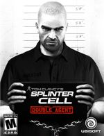 Jaquette Splinter Cell : Double Agent