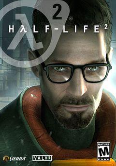 Jaquette Half-Life 2