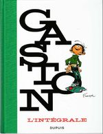 Couverture Gaston Intégrale