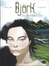 Couverture Björk, une femme islandaise