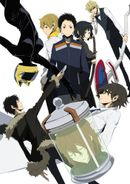 Affiche Durarara!!x2 Ketsu
