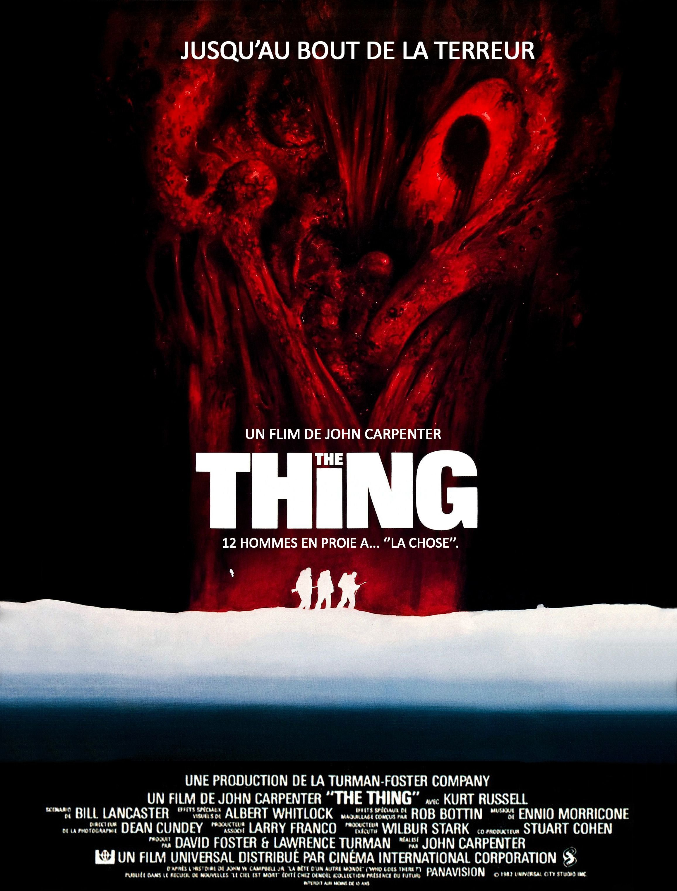 The Thing - Film (1982) - SensCritique
