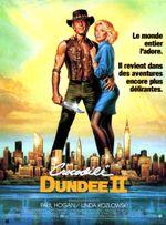Affiche Crocodile Dundee II