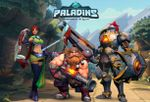 Jaquette Paladins: Champions of the Realm
