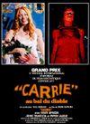 Affiche Carrie au bal du diable