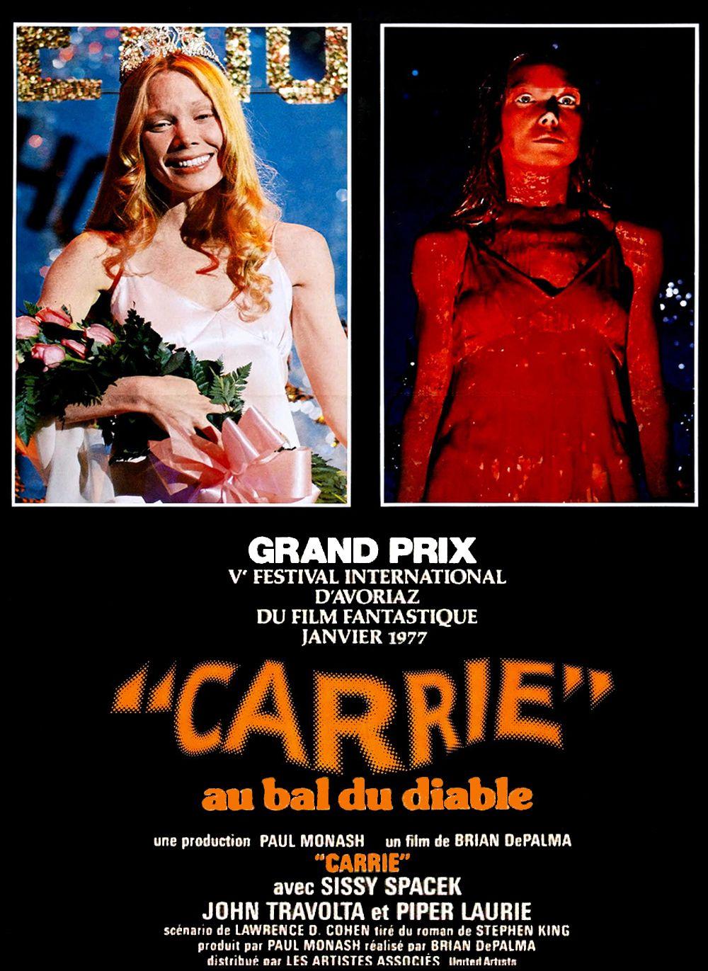 carrie au bal du diable film 1976 senscritique