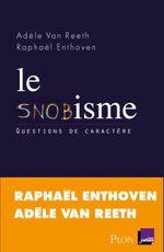 Couverture Le snobisme