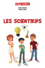 Couverture Les scientikids