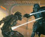 Couverture Star Wars : Concept