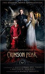 Couverture Crimson Peak : Movie Novelization