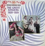 Pochette Vintage Hawaiian Music - The Great Singers 1928-1934
