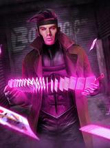 Affiche Gambit