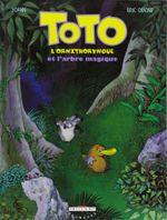 Couverture Toto l'ornithorynque et l'arbre magique - Toto l'ornithorynque, tome 1