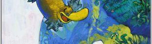 Couverture Toto l'ornithorynque et les prédateurs - Toto l'ornithorynque, tome 3
