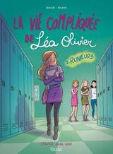 Couverture Rumeurs - La vie compliquée de Léa Olivier, tome 2