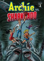 Couverture Archie VS Sharknado