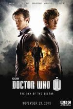 Affiche Doctor Who : The Day of the Doctor
