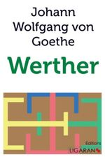 Couverture Werther