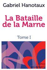 Couverture La bataille de la Marne