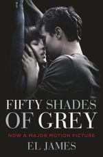 Couverture Fifty shades of Grey