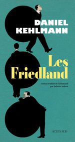 Couverture Friedland
