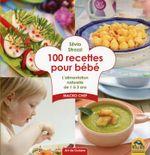 Couverture 100 recettes pour bébé