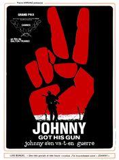 Affiche Johnny s'en va-t-en guerre