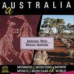 Pochette Australia / Australie: Aboriginal Music / Musique aborigène
