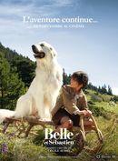 Affiche Belle et Sébastien : L'aventure continue...