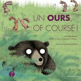 Couverture Un ours of course