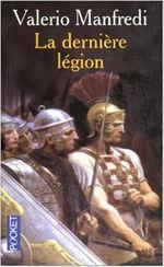 Couverture La Dernière légion