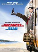 Affiche Les Vacances de Mr. Bean