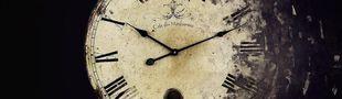 """Cover """"Il fuit, le temps, et sans retour"""""""