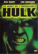 Affiche La Mort de l'incroyable Hulk