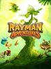 Jaquette Rayman Adventures